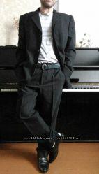 Шикарный Dolce&Gabbana оригинал, мужской костюм, классика, выпускной
