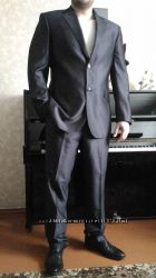 Шикарный Dolce&Gabbana оригинал, мужской костюм классика, выпускной