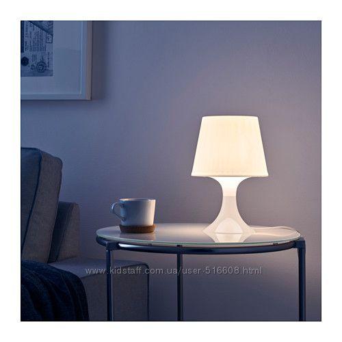Настольная лампа IKEA LAMPAN