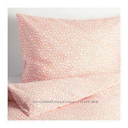 Полуторный комплект постельного белья IKEA TRADASTER 30329289
