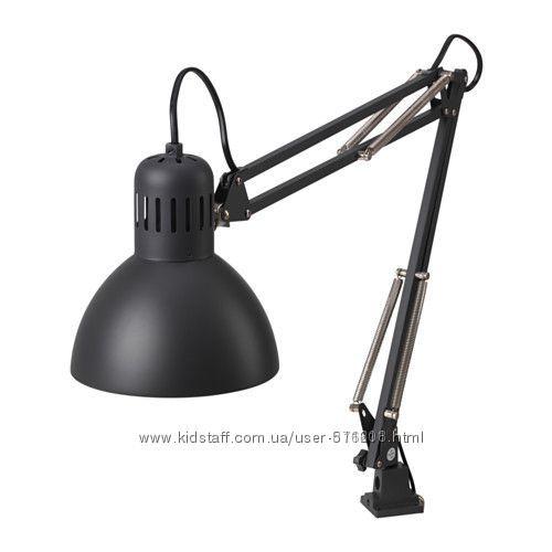 Рабочая настольная лампа IKEA TERTIAL 50355395