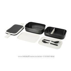 Ланч-бокс IKEA FLOTTIG 20294860