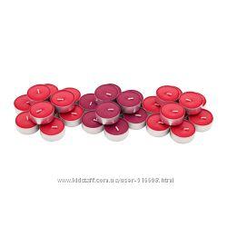 Ароматические чайные плавающие свечи - таблетки IKEA SINNLIG 30 шт