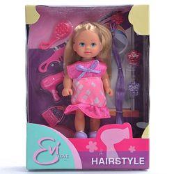 Кукла Эви с длинными волосами Simba Checkered 5733358