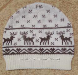 Симпатичная шапка Германия, объем 40-48
