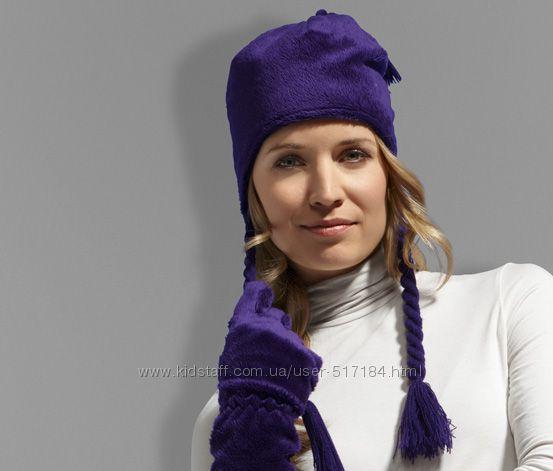 Набор шапка и перчатки ТСМ Tchibo