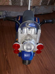 Электро мотоцикл GEOBY