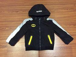 Демисезонная куртка primark batman