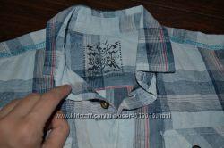 Фирменные рубашки и футболки на мальчика 4-8 лет