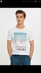Отличная футболка на лето