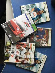 диски игры на Xbox 360
