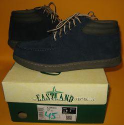 45, 5, 45р, 44р, 43р, 42р. Нові утеплені черевики Eastland Alexander. Оригі
