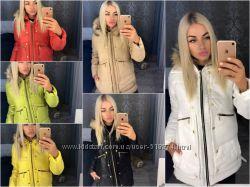 Куртка зимняя женская MONCLER Распродажа