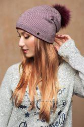 Молодежная зимняя шапка Long Way Новинка