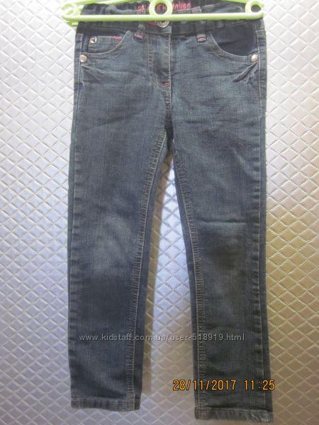 джинсы на 5-6 лет