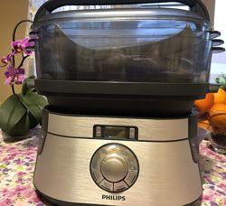 Пароварка Philips HD9160