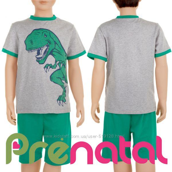 Літні комплекти або піжами для хлопців 9-18 місяці фірми Prenatal Італія