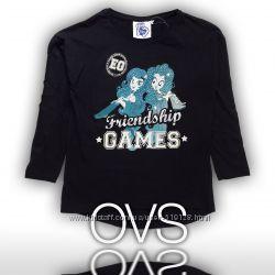 Реглани брендовані для дівчат 8-9 років в ассортименті фірми OVS Італія
