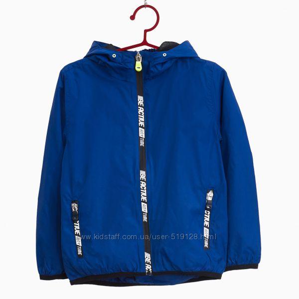 Куртки вітровки в ассортименті для хлопців 3-7 років від OVS Італія