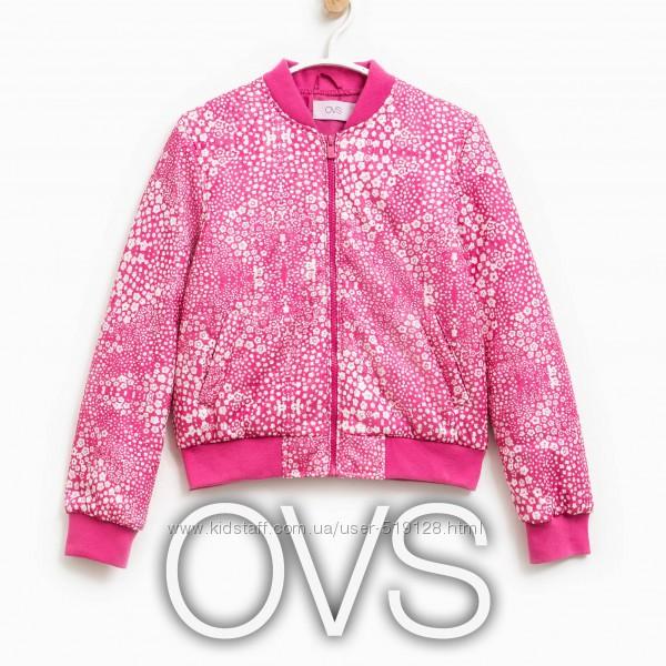 Куртка бомбер для дівчат 11-14 років від OVS Італія