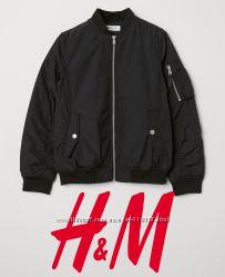 Стильна демісезонна куртка для хлопців 8-14 років від H&M Швеція