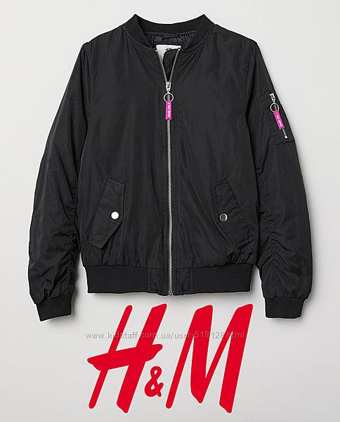 Куртка демісезонна для дівчат 9-10 років від H&M Швеція