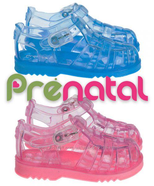 Аквашузи каучукові для хлопців та дівчат 19-25р фірми Prenatal Італія