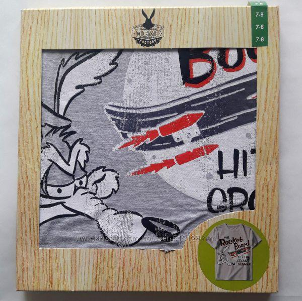 Футболки Looney Tunes для хлопчиків 7-12 років від фірми Sabor Італія