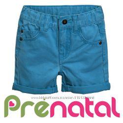 Шорти джинсові для хлопчиків 3-24місяці фірми Prenatal Італія