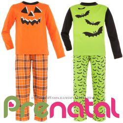 Піжами теплі Halloween для хлопців 1-4 роки від фірми Prenatal Італія