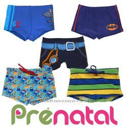 Яскраві плавки боксери для хлопчиків 3-18 місяців фірми Prenatal Італія