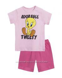 Трикотажні дівчачі піжами на 2-3 роки 100 котон. Tezenis 956e3ae4a13bb