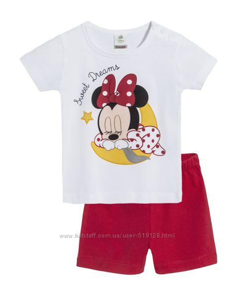 Піжами або літні костюми брендовані для дівчат 9-24 міс Prenatal Італія