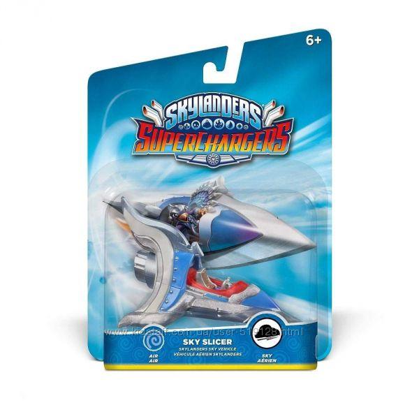 Фігурки транспорту для гри Skylanders Superchargers Racing Activision