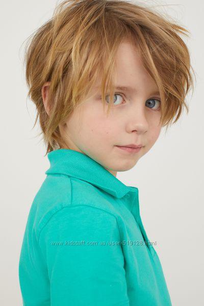 Поло на короткий рукав для хлопчиків 1-4 років від H&M Швеція