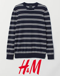 Чоловічі джемпери XS, S, M від фірми H&M Щвеція
