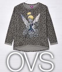 Подовжені світшоти з декором та принтами WINX для дівчат 8-12 років від OVS