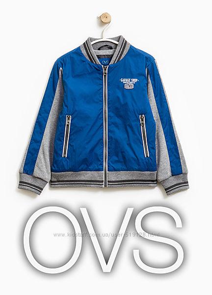 Куртка демісезонна для хлопців 4-5 років від OVS Італія