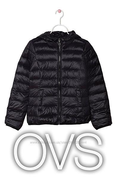 Куртка з пуховим наповнювачем для дівчинки 9-10 років від OVS Італія