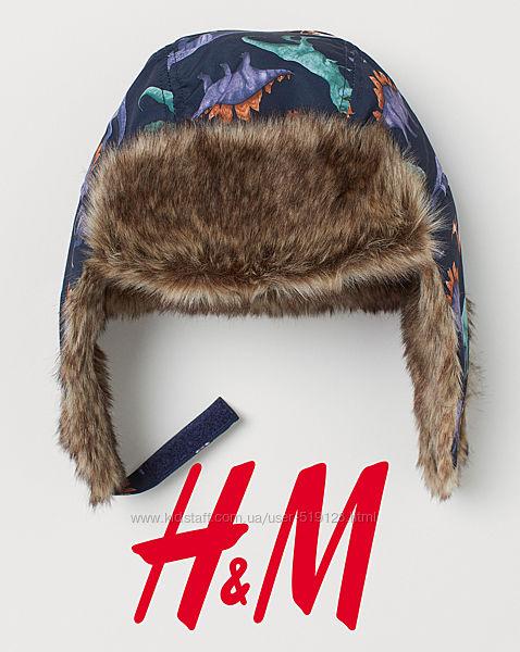 Шапка лижна 3M Thinsulate для хлопців 1-12 років від H&M Швеція