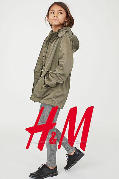 Легка парка для дівчат 13-14 років від H&M Швеція