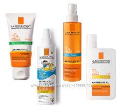 La Roche-Posay солнцезащитные средства детские