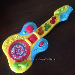 Музыкальная игрушка- гитара.  40 см