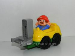 Машинки Lettle people Fisher price