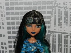 Клео Monster High Picture Day
