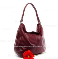 Итальянская сумка-мешок новая