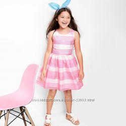 Нарядное платье из органзы The Childrens Place - рост 140-147 см