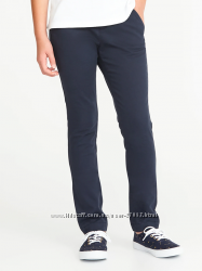 Темно-синие школьные брюки штаны Skinny OLD NAVY - 12 лет - рост 145-152 см