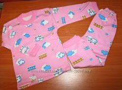 Идем в садик- Комфортные пижамы для девочек. Разные размеры