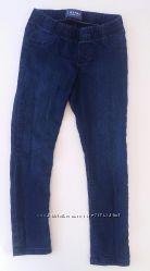 треггинсы джинс  для девочки  Old Navy 5т